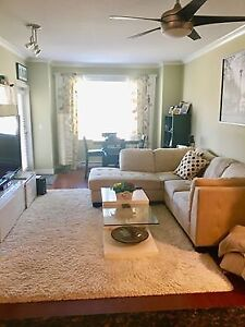 Bright, Luxurious 2 Bedroom Condo For Rent