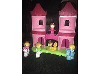 Mega Bloks - Lil Princess Enchanted Castle, only £3-