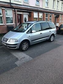 Volkswagen Sharan 1.9Tdi (2006) 7 Seater For Sale