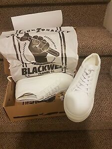 White Shoes, size 11