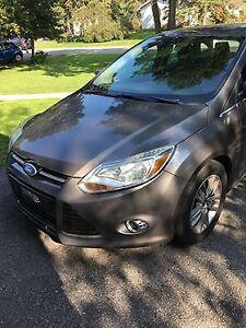 Ford Focus SEL 2012 à vendre