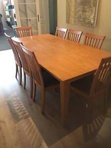 Eco 2000 Brand Dining Suite 8 seater.  Fantastic condition. Canning Vale Canning Area Preview