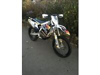 HUSQVARNA FE450 2015 (65 PLATE) 1 OWNER FROM NEW (ENDURO)