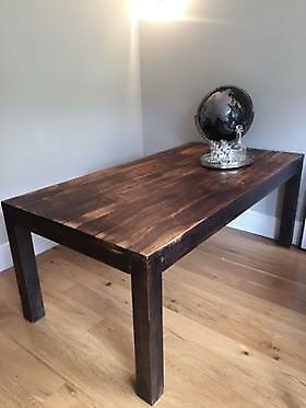 Solid Timber Dining Table New Lower Price In Kings Cross London Gumtree