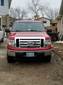 Ford 2012 Truck SuperCrew