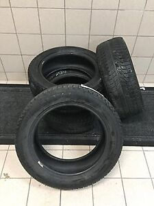 Pneus d'hiver Michelin X-Ice (205/55/R16)