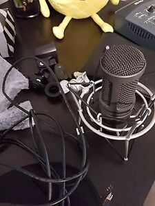 AT2020 USB Cardioid Condenser USB Microphone