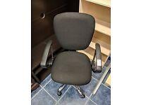 Black Office Chair - 158317