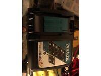 Makita DC18RC charger