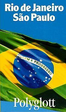 Polyglott Reiseführer, Rio de Janeiro, Sao Paulo | Buch | Zustand sehr gut