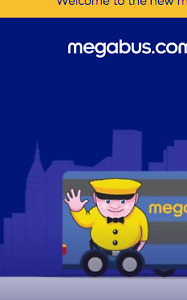 Megabus Kingston to Toronto leaving @3:30 PM July 2nd