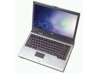Acer Aspire 5500Z laptop - Pillage it for it's spare parts or take the ultimate challenge, Repair it