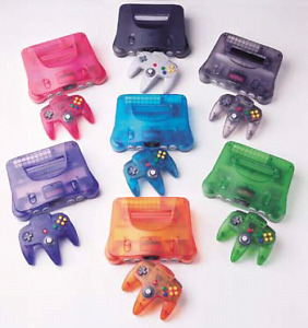 Looking for a  N64.