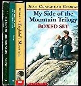 My Side of the Mountain - Boxed Trilogy Set