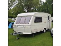 Fleetwood Colchester caravan