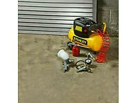 Stanley air compressor