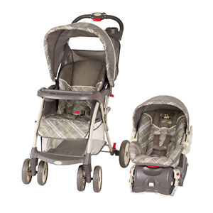 Baby Trend Stroller and Car seat/base