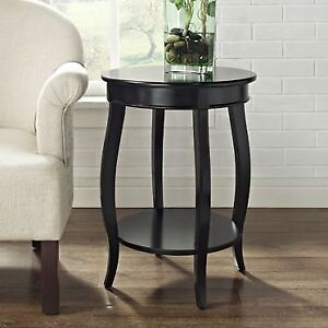Black Side Table - NEW