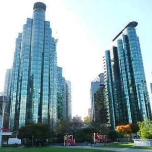 1 Bedroom and Den Downtown Vancouver Coal Harbour