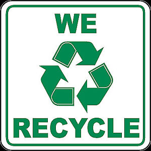 **WE RECYCLE 4 FREE** Call Us First!! (Same Day Pickup)