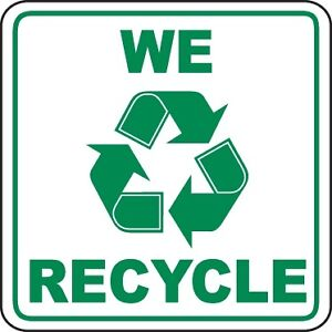 **WE RECYCLE** Call Us First!!
