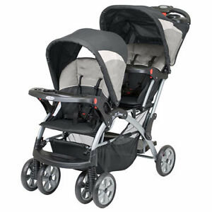 Baby trend sit and stand double
