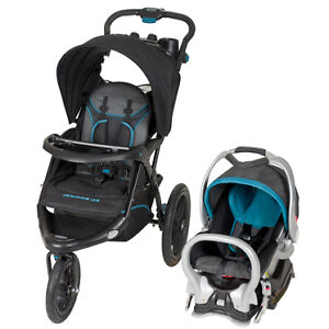 Baby Trend Expedition CLX (STROLLER, BASE & CAR SEAT)