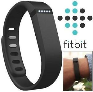 REFURB FITBIT FLEX FITNESS TRACKER WIRELESS - BLACK - EXERCISE - FITNESS 97226543
