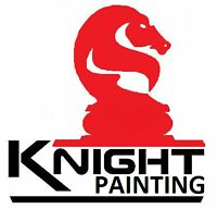 """KNIGHT PAINTING """"WE'VE GOT YOUR WALLS COVERED!"""""""