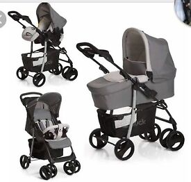 hauck travel system