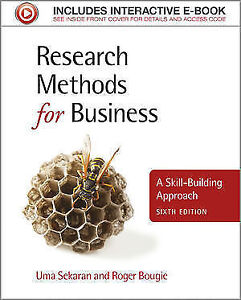 Bus 288: Research and Evidence-Based Management