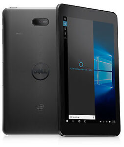 Dell Venue Pro 8 tablet 32 gb harddrive as well as windows 10