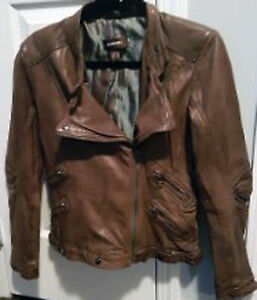 Genuine Leather Danvier Jackets
