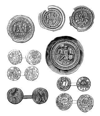 Europäische Mittelaltermünzen kaufen
