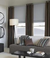We fix window shades/roller blinds at Drapery King