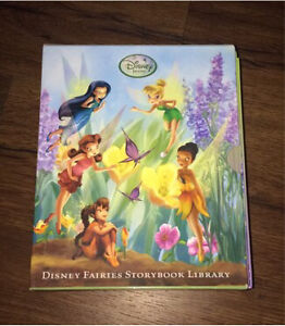 Disney Faeries story 12 book library.  Stratford Kitchener Area image 1