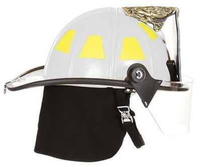 Fire-dex 1910h251 Fire Helmetwhitetraditional