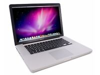 """Need gone ASAP: Apple MacBook Pro 15"""" i7 Quadcore - new - with GeForce GT 650M!"""