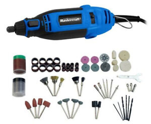 Mastercraft Rotary Tool Kit / Outil rotatif et accessoires