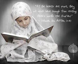 Quran and Arabic Classes in Birmingham. Female Teacher