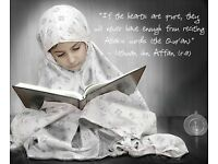 Quran and Arabic Classes in Birmingham. Female Teacher
