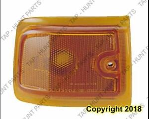Side Marker Lamp Passenger Side Lower (Composite H Lamp) High Quality Chevrolet Express Van 1996-2002