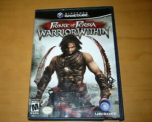 Game Cube : Jeu vidéo Prince of  Persia Warrior within 13$