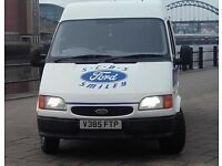 SCDS Man & Van Hire to move sofa, corner suite, settee, dining table, chair, fridge