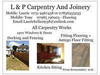 carpentry and joinery no job to small good rates