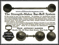 100 year old shot filled kettlebell / ringweight