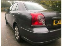 Toyota Avensis 2.0 d4d Licenced TAXI