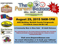 SIMCOE PARENT BAZAAR MOM TO MOM SALE