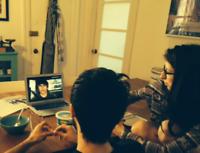 Recherchons participants entrevues sur les séries étrangères
