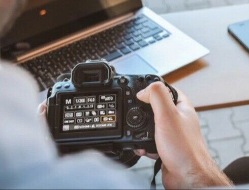 Photography Tutorials Guide Snap Cards PDF (digital)